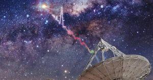 Phát hiện tín hiệu sóng radio bí ẩn cách Trái Đất nửa triệu năm ánh sáng