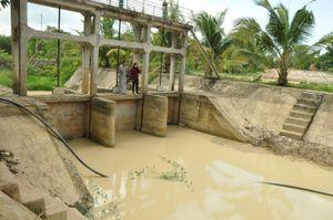 XÃ BÌNH CHÂU (HUYỆN XUYÊN MỘC): Gần 1.000 hộ dân bỏ hoang đất vì nguồn nước tưới bị ô nhiễm