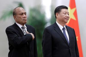 Tín hiệu chính trường Kiribati không mang lại hi vọng cho Đài Loan