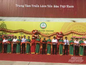 Khánh thành Trung tâm Sơ chế Yến sào Việt Nam