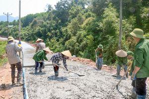 Thi đua lao động sản xuất để xây dựng Nông thôn mới