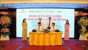 EVNGENCO3 tổ chức thành công Hội nghị Đại biểu Người lao động năm 2020
