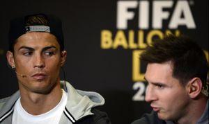 Cristiano Ronaldo và 5 năm nỗ lực cạnh tranh với Messi