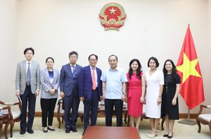 Việt Nam – Hàn Quốc: Đẩy mạnh hợp tác phát triển thể thao