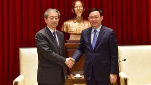 Đại sứ Trung Quốc: Sẽ thúc tiến độ tuyến Cát Linh-Hà Đông