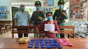 Bộ đội Biên phòng Sơn La: Bắt đối tượng vận chuyển trái phép 6.000 viên ma túy tổng hợp
