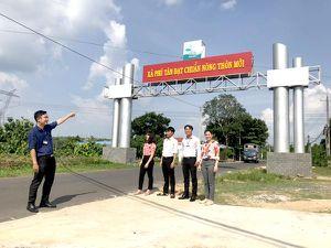 Đảng bộ xã Phú Tân (H.Định Quán): Phấn đấu xây dựng thành công nông thôn mới kiểu mẫu