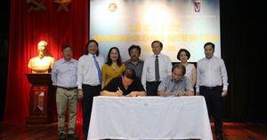 Cục Nghệ thuật biểu diễn và Hội Nhà văn Việt Nam ký kết phối hợp công tác quản lý nhà nước về văn học