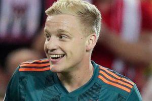 Real khó có cơ hội, Van de Beek sẽ gia nhập MU
