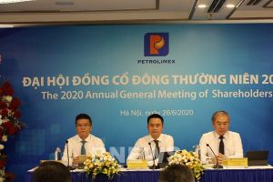 Đại hội cổ đông Petrolimex thông qua kế hoạch 2020 với lợi nhuận giảm mạnh