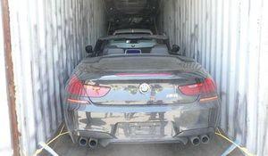 Cảnh sát Ý và Canada phát hiện 40 ô tô hạng sang bị đánh cắp trong container