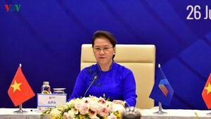 Chủ tịch Quốc hội nói về bình đẳng giới tại Hội nghị Cấp cao ASEAN 36