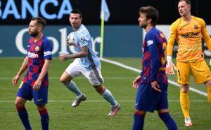 Tuột chiến thắng phút chót, Barca bị Real tạo cách biệt