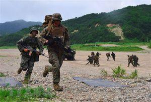 Quốc hội Mỹ duy trì quy định hạn chế cắt giảm quân số tại Hàn Quốc
