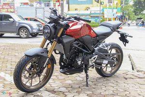 Điểm danh những xe máy 300 phân khối rẻ nhất tại Việt Nam