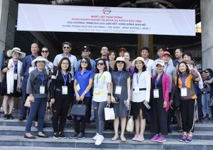 Khảo sát tuyến, điểm du lịch tại Tây Ninh