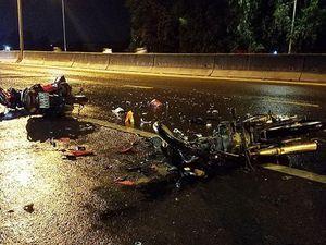 Bình Tân: Nghi 2 xe máy 'đấu đầu', 1 người chết