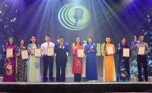 170 giải được trao tại Liên hoan Phát thanh toàn quốc lần thứ XIV - năm 2020