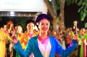 Tưng bừng lễ hội văn hóa đường phố tại Hà Nội