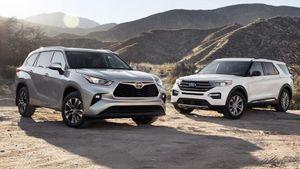 Chọn Toyota Highlander 2020 hay Ford Explorer 2020?