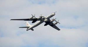 Phi đội 'sát thủ săn ngầm' Tu-142 Nga chạm trán dàn tiêm kích NATO