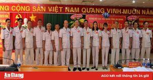 Đồng chí Trần Quốc Hoàn tái đắc cử Bí thư Đảng bộ Cục Hải quan An Giang