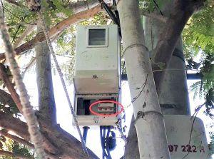 Đà Nẵng: Tự ý thay aptomat của điện lực để thi công khách sạn