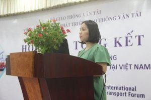 Ra mắt niên giám thống kê vận tải và logistics đầu tiên ở Việt Nam