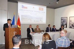 Việt Nam nằm trong kế hoạch quảng bá du lịch của Czech