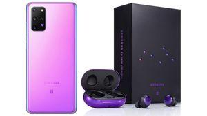 Samsung Galaxy S20+ phiên bản BTS hứa hẹn tạo nên cơn sốt trong cộng đồng ARMY tại Việt Nam