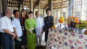 Châu Hương Viên đã trở thành di tích cấp tỉnh