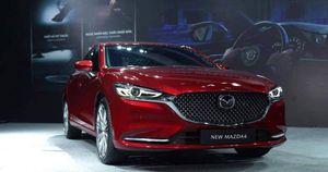 Giá lăn bánh New Mazda 6 sau khi giảm 50% phí trước bạ