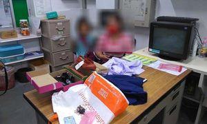 Người mẹ nghèo ăn trộm đồng phục cho con mặc đi học được cộng đồng mạng thông cảm