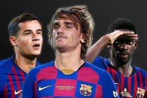 10 vụ chuyển nhượng thất bại của Barca trong thập niên qua