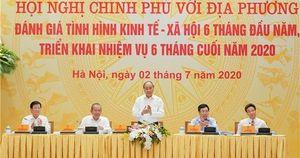 Thủ tướng Chính phủ: Chúng ta phải tiến công mạnh mẽ để phát triển kinh tế, phục hồi tăng trưởng