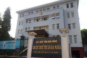 Một cán bộ tại Cục Thuế Đắk Nông vừa bị tạm giam