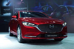Mazda6 2020 đặt giá thấp, gây sức ép lên Toyota Camry và Mazda3