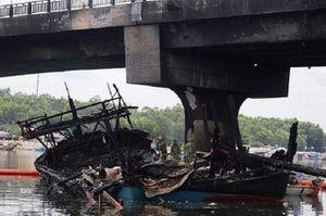 Quảng Ngãi: Bao giờ sửa xong cây cầu trọng điểm ở Khu kinh tế Dung Quất?