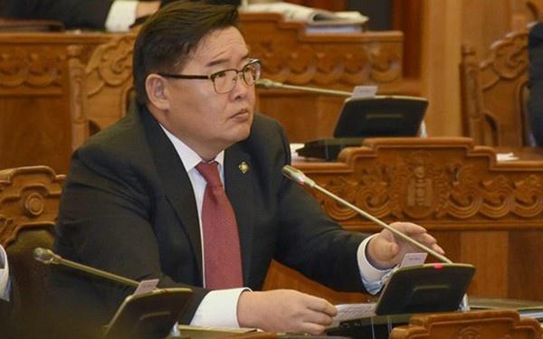 Điện mừng Chủ tịch Quốc hội Mông Cổ Gombojav Zandanshatar