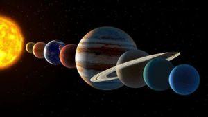 Kỳ thú 'cuộc diễu hành của các hành tinh' diễn ra vào tháng 7
