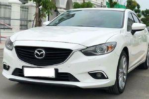 Chạy 5 năm, chủ xe Mazda6 ở TP HCM chịu 'lỗ' gần nửa tỷ đồng