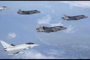 Radar mạnh ngang F-35 có giúp Typhoon cải thiện sức mạnh?