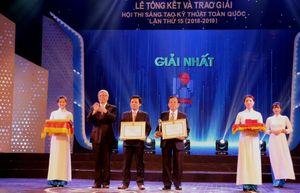 Giải pháp của Vietsovpetro đạt giải Nhất trong Hội thi Sáng tạo Kỹ thuật toàn quốc lần thứ 15