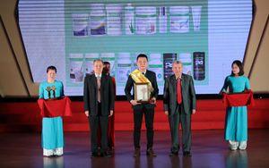 Herbalife Việt Nam nhận giải thưởng 'Sản phẩm vàng vì sức khỏe cộng đồng' năm 2020
