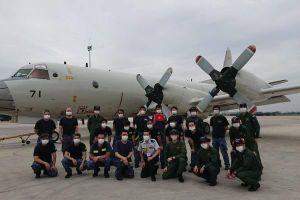 Nhật Bản cảm ơn Việt Nam hỗ trợ máy bay quân sự hỏng động cơ