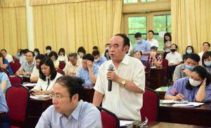 Kỳ họp thứ mười lăm, HĐND thành phố Hà Nội khóa XV: Cử tri kiến nghị nhiều ý kiến tâm huyết