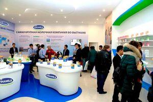 Vinamilk - doanh nghiệp sữa Việt đầu tiên được cấp phép xuất khẩu vào Liên minh kinh tế Á - Âu