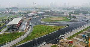 Hà Nội đang đàm phán để tổ chức giải đua xe F1 vào cuối tháng 11/2020