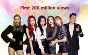 Gọi tên top 10 MV 'ngựa chiến' hăng sức nhất trên chặng đua 200 triệu views