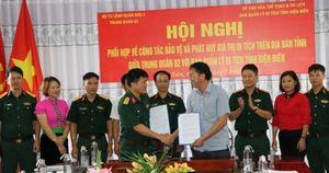Điện Biên: Triển khai chương trình phối hợp về công tác 'Bảo vệ và phát huy giá trị di tích trên địa bàn tỉnh'